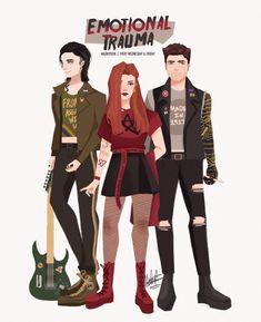 Wanda, Backy, Loki