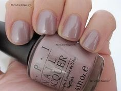 OPI - Color of The Zen-Tury. My go-to neutral