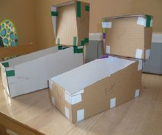 Firstly, start out by making a cardboard mockup. This will give you an idea of the final cabinet and saves wasting MDF if it doesn't quite come out ri...