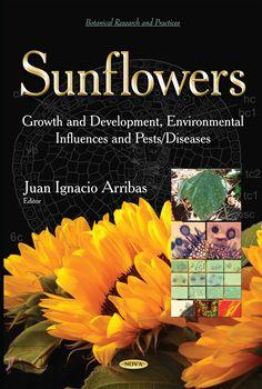 Sunflowers: Growth and Development, Environmental Influences and Pests/Diseases (Juan Ignacio Arribas)
