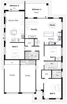40 Best Dual Living Perth Images Duplex Design Home Design Plans House Plans