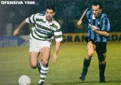SPORTING : Carlos Xavier playing against Inter Milan