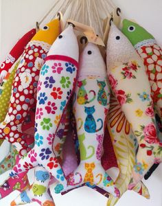 Fabric sardines https://www.facebook.com/ola.fishywishy