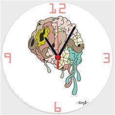 CİNS - Kendin Tasarla - Duvar Saati 27cm
