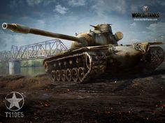 T110E5   World of Tanks