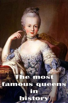 The most famous queens in history - Trivota