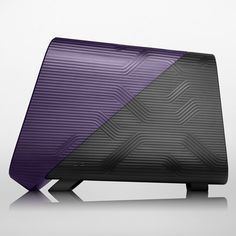 Fluidigm by Yves Behar_ interesting texture and bring the two colors together.