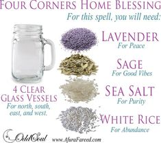I hope youll try this herbal home blessing, and enjoy prosperity, peace, and abundance in this coming season! If you do try this, Id love to see photos or hear stories about how you go about this!