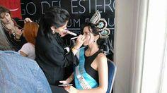 #MissMundoTucuman #DeniceGomezVeliz #ForumSantiago #MakeUp