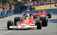 James Hunt - McLaren - Winner - 1976