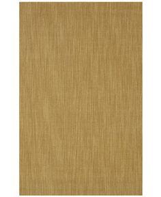 "Dalyn Area Rug, Sandbar MC100 Gold 2'3"" x 8' Runner Rug"