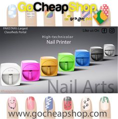 'Top 4 #nailart machines' Nail Printer – All in one System:  The Nail Printer has pre-characterized nail craftsmanship outlines with the goal that you can get them imprinted in shades of your decision. It prints on one nail at any given moment with flawlessness. This nail printing machine is convenient and broadly utilized as a part of nail craftsmanship salons and by experts. Top nail art machines