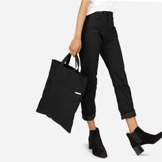 The Street Nylon Magazine Tote - Everlane - $1