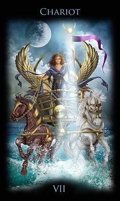 Галерея Legacy of the Divine Tarot – 80 фотографий The Chariot Tarot, Divine Tarot, Major Arcana Cards, Daily Tarot, Tarot Spreads, Oracle Cards, Tarot Decks, Archetypes, Images