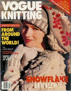 Vogue Knitting 1994-1995 Winter - Poli tricot - Picasa Webalbumok