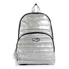 Pufft Backpack Silver, 22€, now featured on Fab.