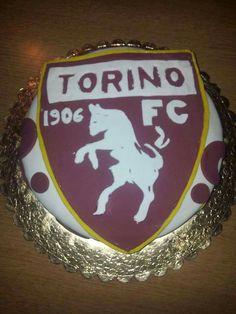 Torta per un tifoso del Torino Fc 😊😉 #torinofc #pastadizzuchero #pdz #scudetto #torta #ledolcicreazionidianny