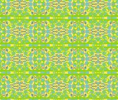 Fancying a Flight fabric by syllatham on Spoonflower - custom fabric