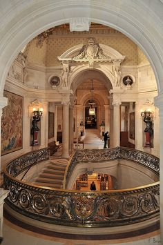 Château de Chantilly - Interior, France   (by Philippe_28)