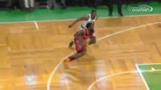 James Harden' Fakes & Slams | Rockets vs Celtics | January 13, 2014 | NB...
