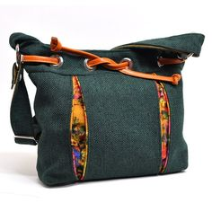 Gorgeous Tweed Purse by CrystalnKae on Etsy. $198