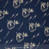Valley - Desert Bloom Navy Yardage - Sherri & Chelsi of A Quilting Life - Moda Fabrics —  Missouri Star Quilt Co.