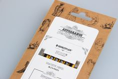 Staedtler Limited Edition Packaging (Student Project) on Packaging of the World - Creative Package Design Gallery