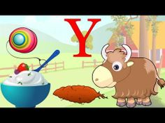Learn About The Letter Y - Preschool Activity - YouTube