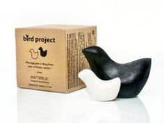 Birdies in Daily Grommet's 'Social Enterprise' Section: The BirdProject: Bird Shaped Soap - Gulf Coast Restoration - Tippy Tippens