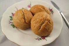 Dinkel-Brötchen infach schnell vegan sonntagsbrötchen