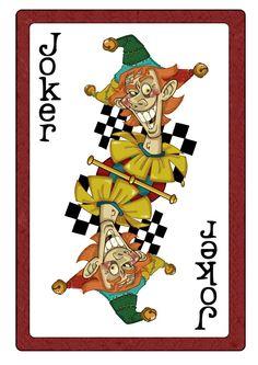 Joker's card