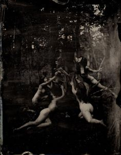Oracles of the Witches' Sabbath - Rik Garrett Photography