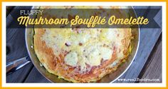 This recipe was created to match the omelette served at the Original Pancake House. I honestly would eat there every day if I could! Breakfast foods are so delicious and their souffle omelette's are to die for! These omelette's are so huge that my husband and I split one and can't even eat it all! …