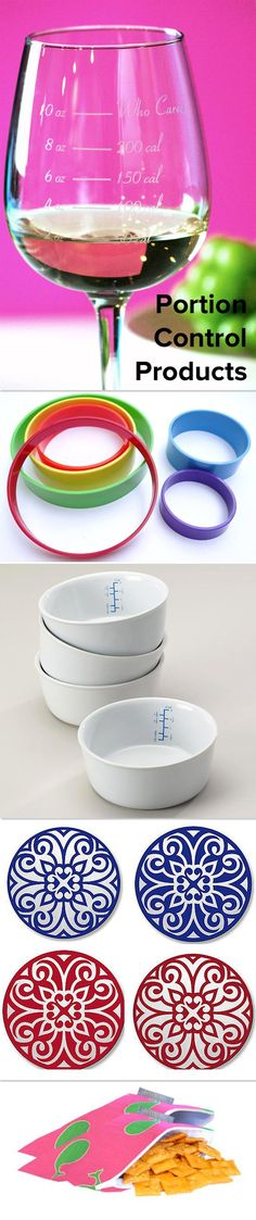 Portion control wine glass - perfect when using LoseIt and you need to measure each glass of wine.