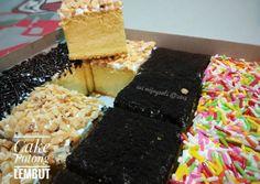 Cake Potong Super Moist foto resep utama Pastry Recipes, Cake Recipes, Snack Recipes, Snacks, Marmer Cake, Bolu Cake, Resep Cake, Petit Cake, Mocha Cake