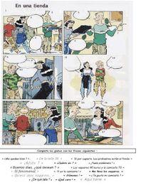 Les quichotteries de Delphine: En las tiendas, ( Cuenta conmigo p74)