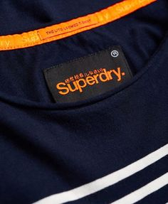 Superdry Lite Loomed Chest Band Pocket T-shirt  Navy
