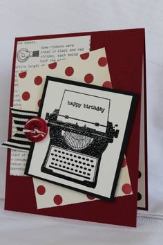 DTGD Birthday Text by berlycece - Cards and Paper Crafts at Splitcoaststampers
