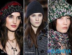 Модные вязанные шапки 2016-2017. Что выбираешь ты