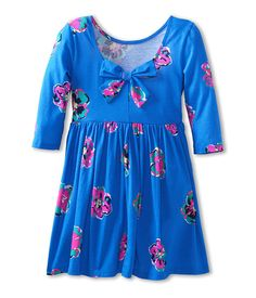 Lilly Pulitzer Kids Mini Evelyn Dress (Toddler/Little Kids/Big Kids)