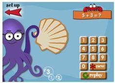 math worksheet : kindergarten online math games  classroom games  pinterest  : Math Online Games For Kindergarten