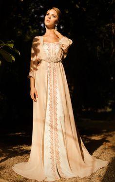 Caftans mariée – Princesse d'un soir