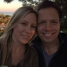 Ms Damond, also known as Justine Ruszczyk, was originally from Sydney but had been living in the US for three years and was engaged to marry American businessman Don Damond (right), 50, in August
