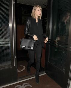 Taylor Swift Totally Killed It in a Surprisingly Edgy Look