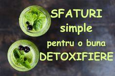 Ai nevoie de o detoxifiere?Trupurile noastre se detoxifica natural zi de zi, ca parte a unui proces normal al organismului. Detoxifierea este una dintre cele