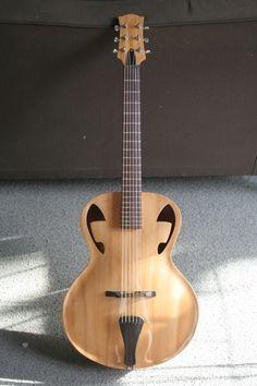 Maxwell Custom Guitars