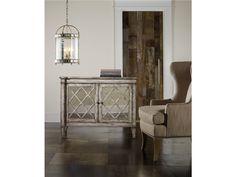 Hooker Furniture Living Room Melange Villa Blanca Chest 638-85032