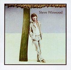 Steve Winwood - Steve Winwood CANADA 1977 Lp vg++ with Inner
