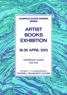 ledningen:  Me and Håkon Stensholt made a poster for our exhibition.