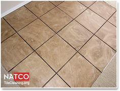 7 best Cleaning Ceramic Tiles And Grout images on Pinterest ...